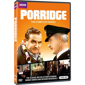 Porridge: The Complete Series
