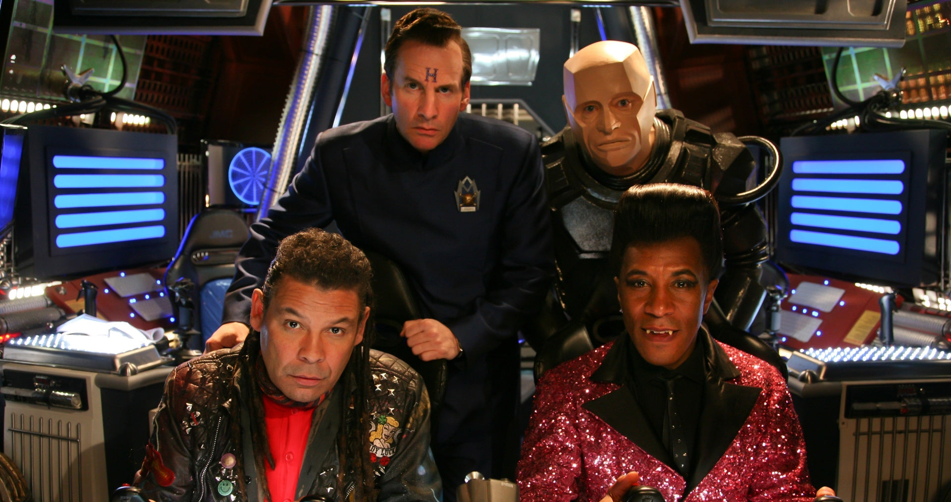 Red Dwarf XII (Blu-ray)