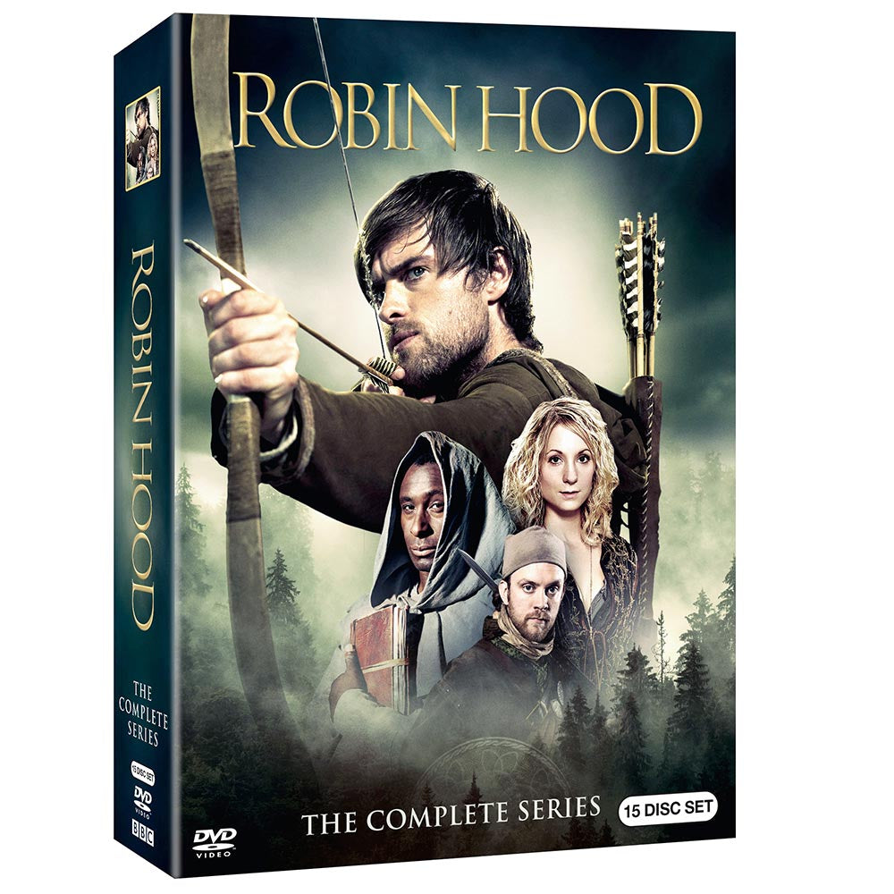 Robin Hood: The Complete Collection