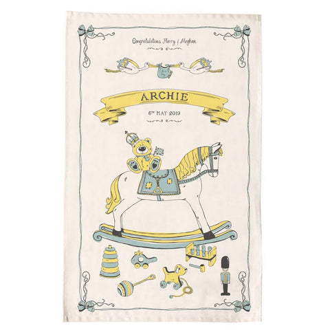 Royal Baby Tea Towel