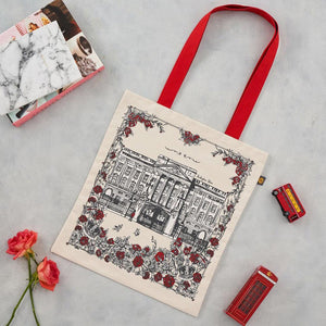 Royally British Tote Bag