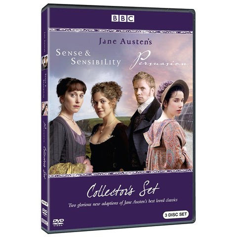 Sense & Sensibility / Persuasion Collector's Set