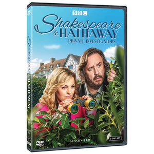 Shakespeare and Hathaway: Season 2