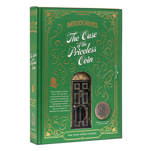 Sherlock Holmes Puzzle: The Case of the Priceless Coin