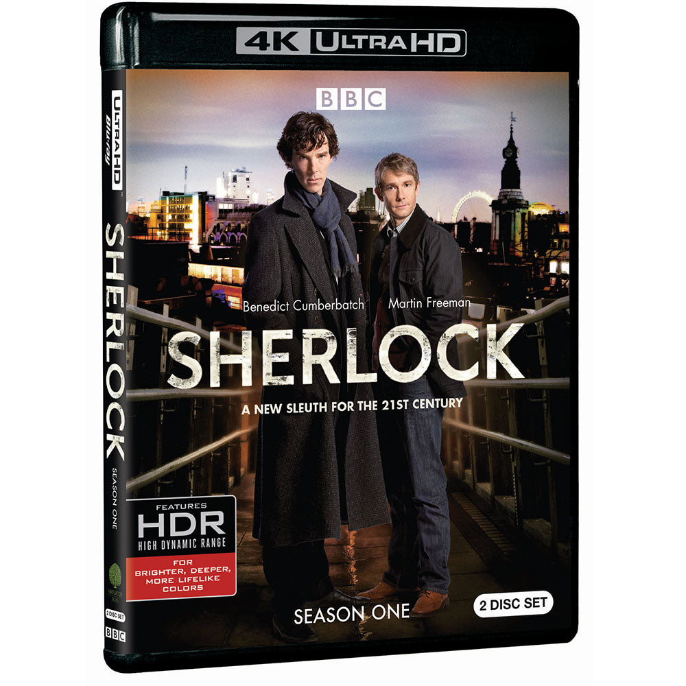 Sherlock: Season One (UHD)