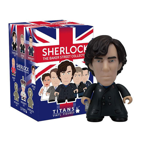 Sherlock TITANS: The 221B Baker Street Collection