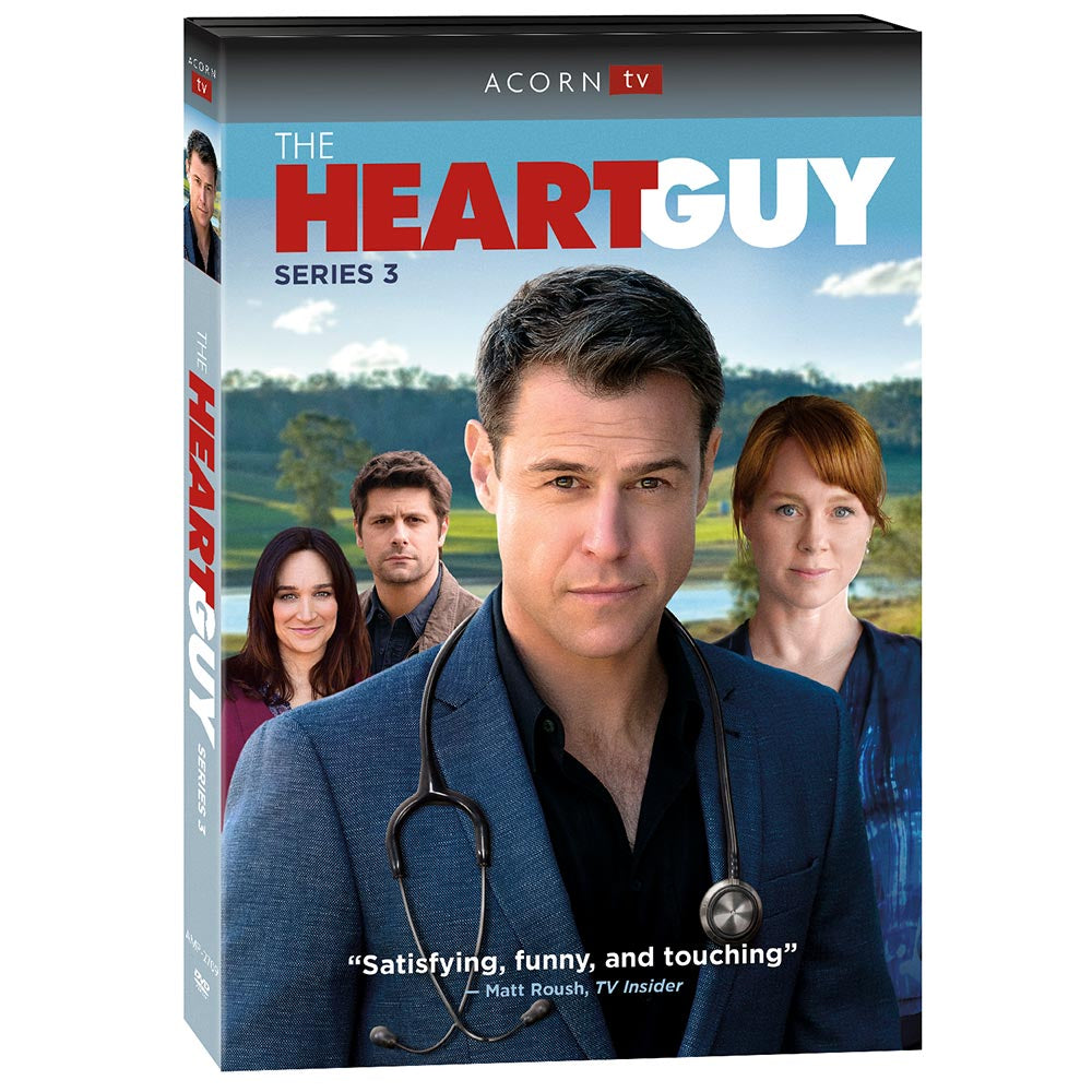 The Heart Guy: Season 3