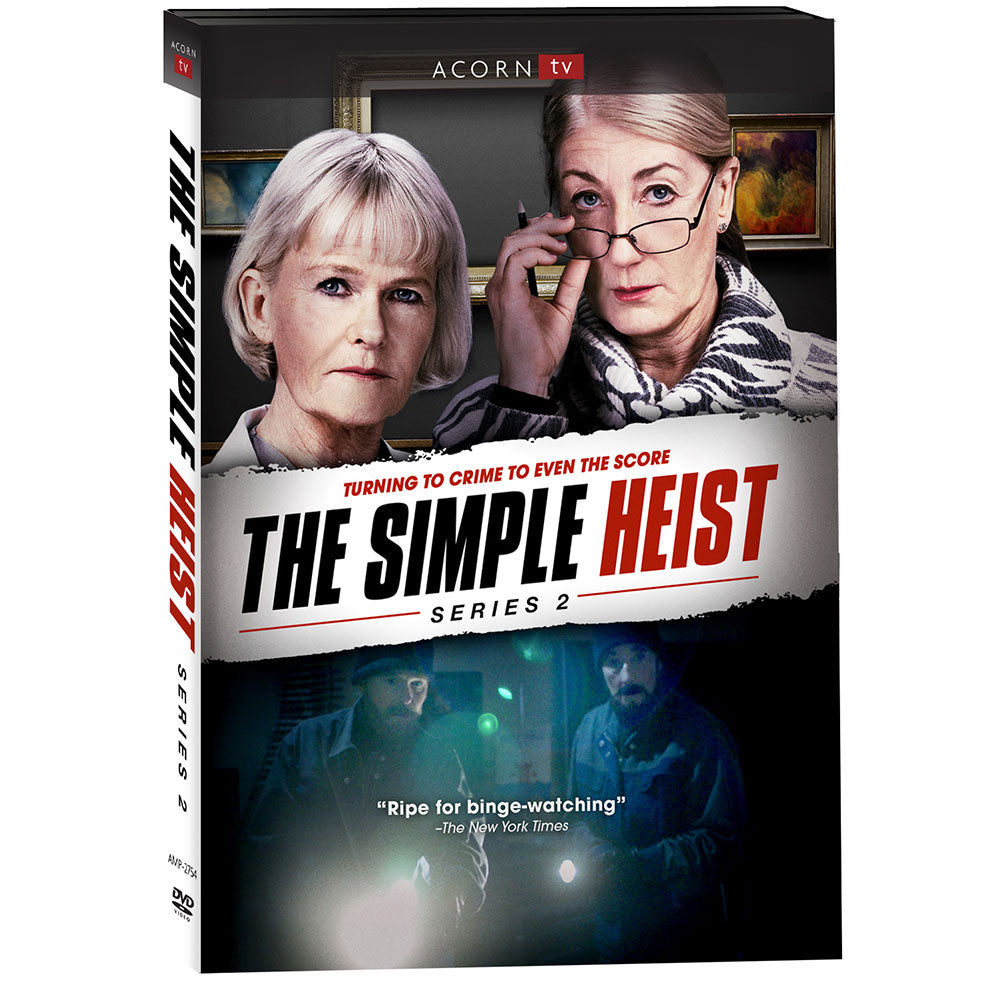 The Simple Heist: Series 2