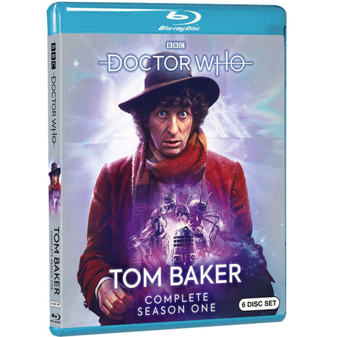 Doctor Who: Tom Baker Complete First Season (Blu-ray)