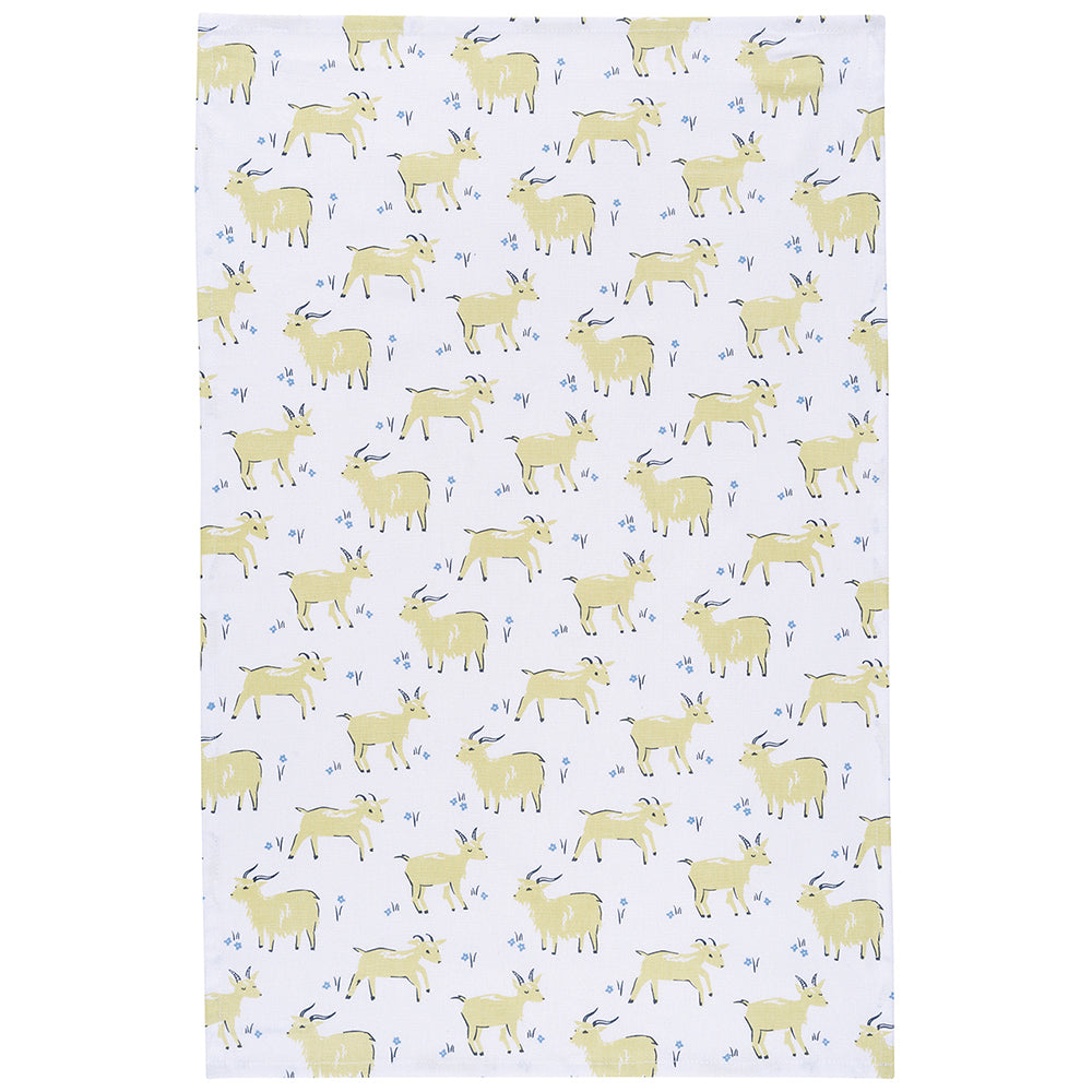 Totes My Goats Tea Towel