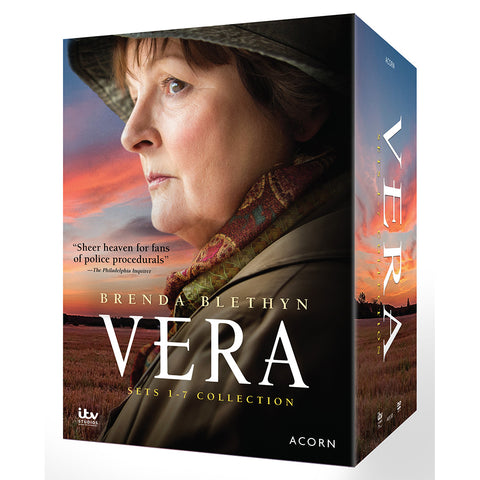 Vera: Sets 1-7 Collection