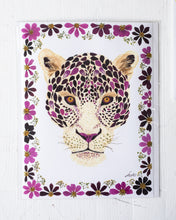 Load image into Gallery viewer, Cosmic Leopard - Limited Edition Prints