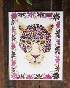 Cosmic Leopard - Limited Edition Prints