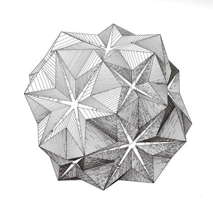 Truncated Octahedron Variation