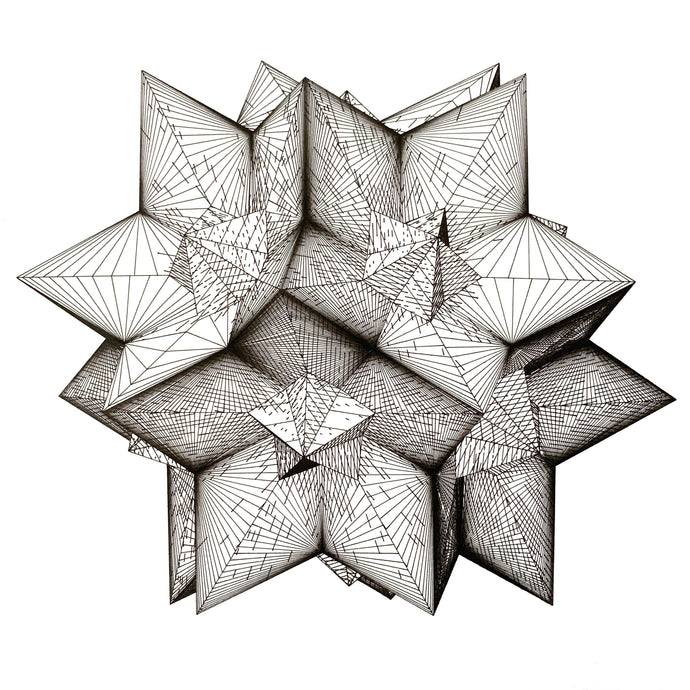 Stellated Great Icosahedron
