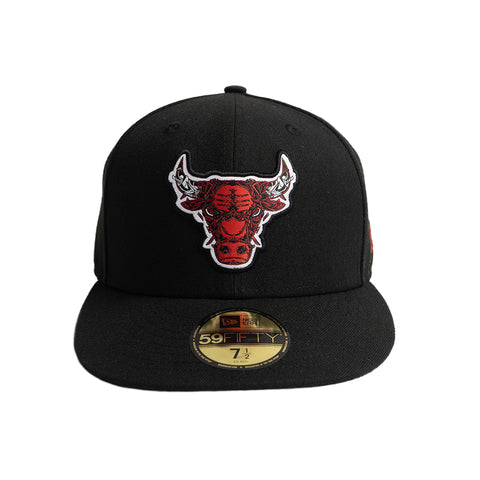 Chicago Bulls x NBA All-Star Game 59Fifty Fitted (Black)