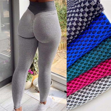 NET SCRUNCH LEGGINGS - 5 Colorways - GymDeity