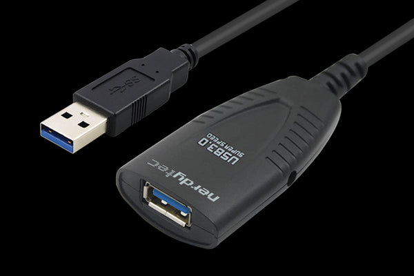 16.4 ft (5m) USB 3.0 extension cable