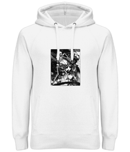 Load image into Gallery viewer, Death and Passions (Black detail) Ladies / Unisex Hoodie