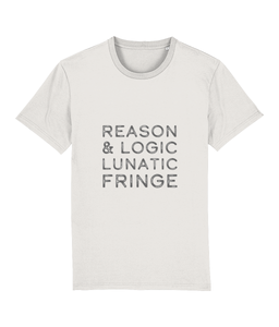 Reason & Logic Lunatic Fringe Unisex T-Shirt