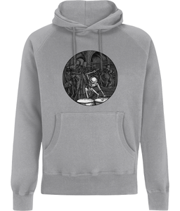 Drums of Reason Mens Hoodie