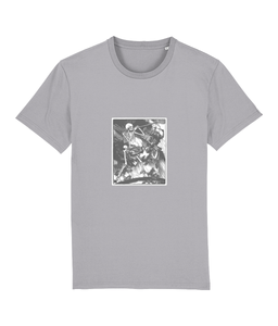 Death and Passions (Grey detail) Unisex T-Shirt