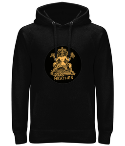 Heathen Demon Ladies / Unisex Hoodie