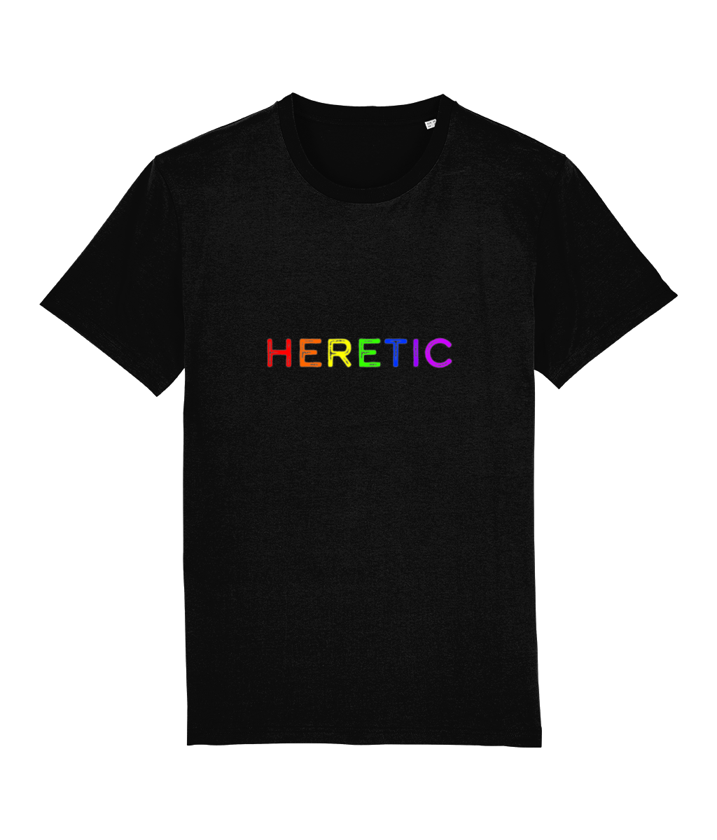 Heretic LGBTQ Pride T-Shirt