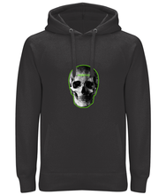Load image into Gallery viewer, Heretic Skull Ladies / Unisex Hoodie