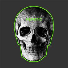 Load image into Gallery viewer, Heretic Skull Unisex T-Shirt
