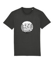 Load image into Gallery viewer, Danse Macabre Unisex T-Shirt