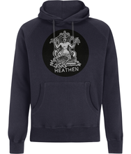 Load image into Gallery viewer, Demon of Heresy (Grey Detail) Mens Hoodie