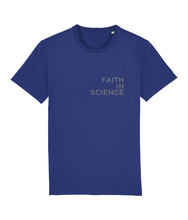 Load image into Gallery viewer, Faith in Science Unisex T-Shirt