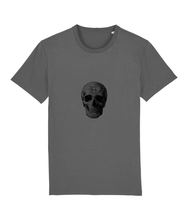 Load image into Gallery viewer, Dark H Skull Unisex T-Shirt