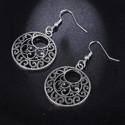 Boho Vintage Earrings