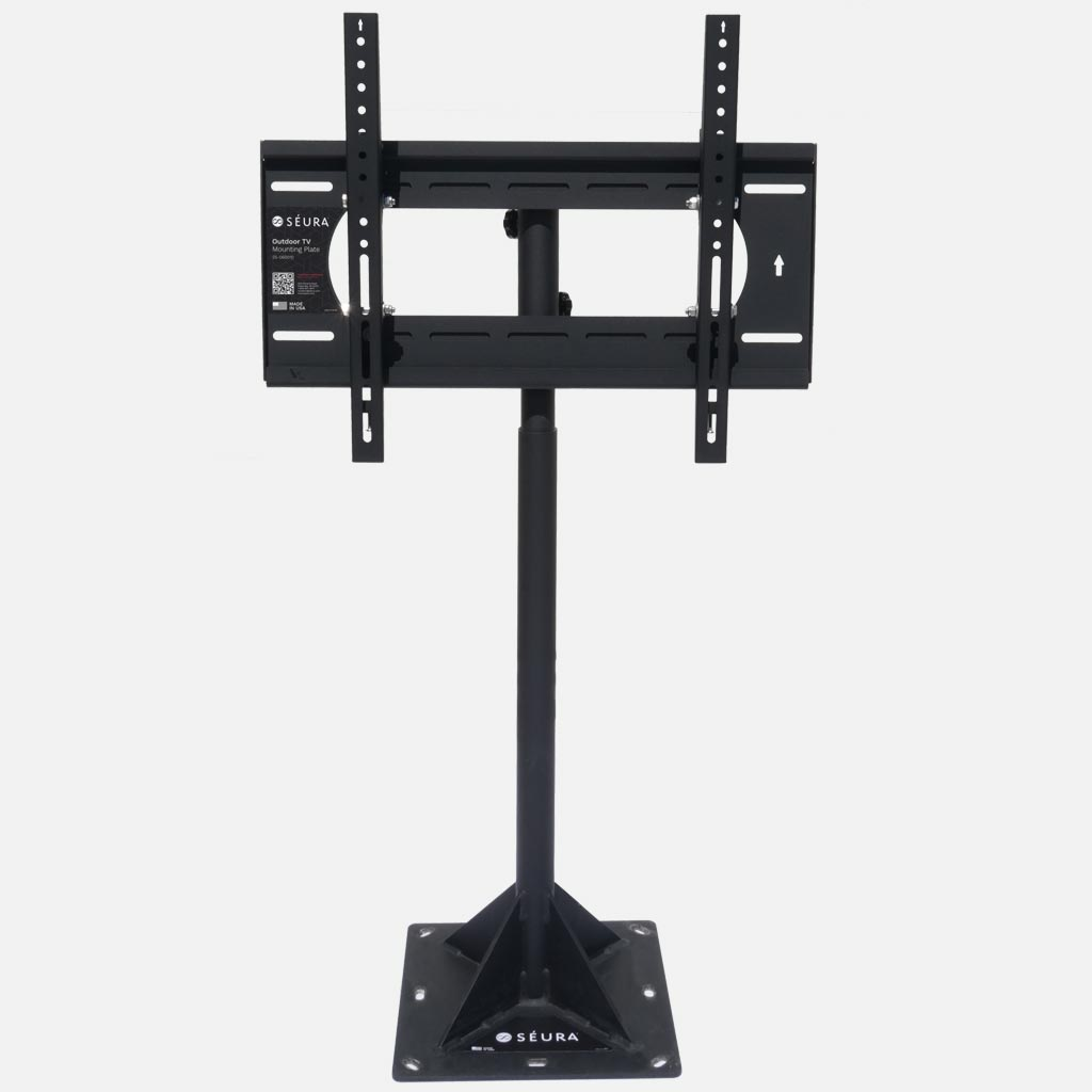 Outdoor TV Floor Stand