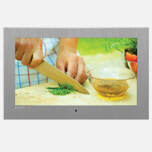 Indoor Waterproof TV -  Stainless Steel