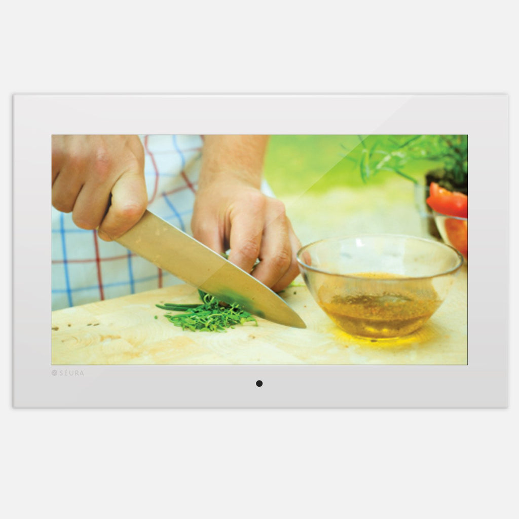Indoor Waterproof TV - White Pearl