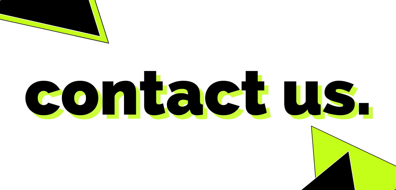 Jesus Be Knowin' Contact Us Page