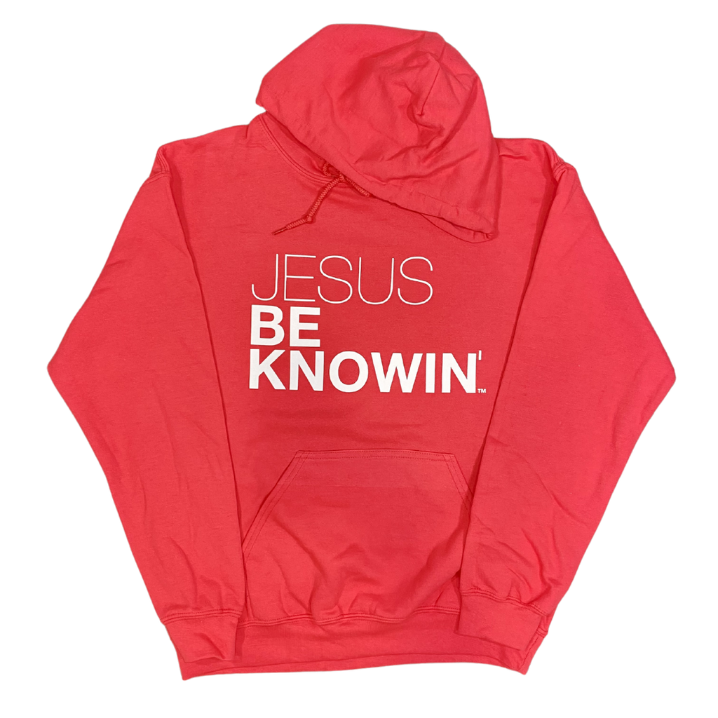 Jesus Be Knowin' | Paprika Hoodie [Various Colors]