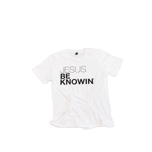 Jesus Be Knowin' | Original Tee