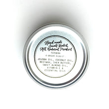Load image into Gallery viewer, GERANIUM + PATCHOULI HAND SALVE - Bee Our Guest