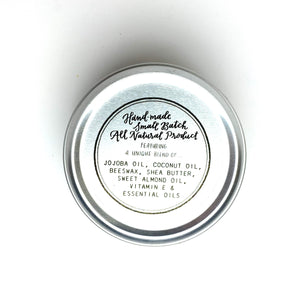 GERANIUM + PATCHOULI HAND SALVE - Bee Our Guest