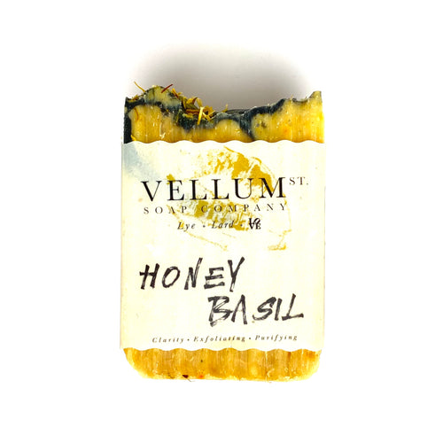 HONEY BASIL SOAP - Bee Our Guest