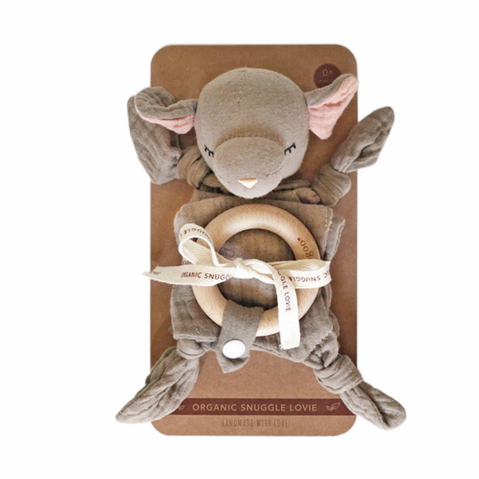 Ballerina Mouse Valise - Honey Bug