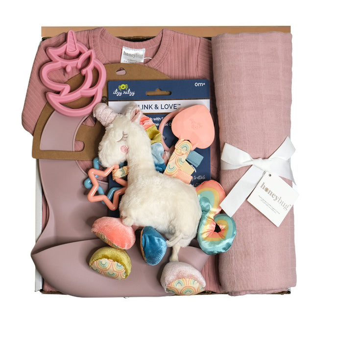 Unicorn & Rainbows Gift Box