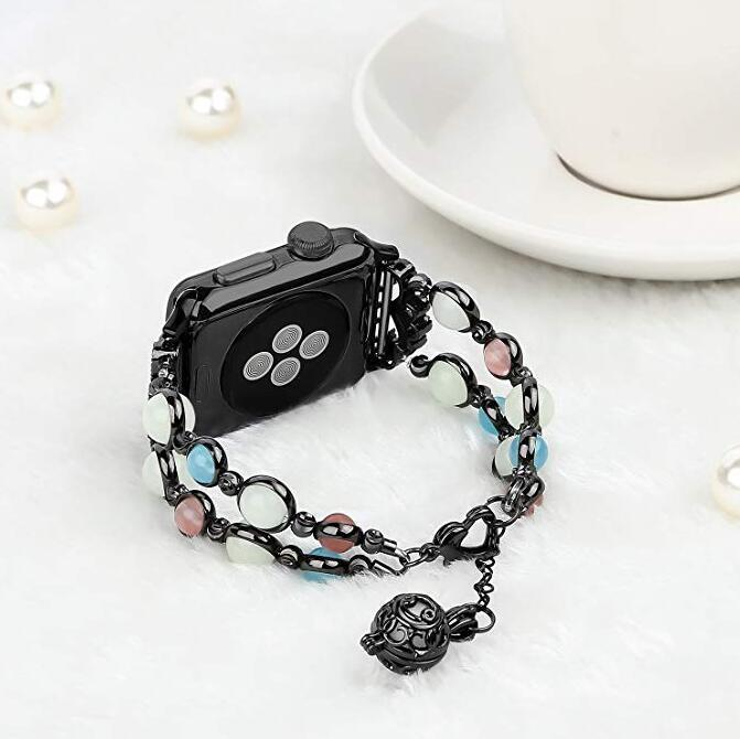 Night Luminous Band For Apple Watch Series 4,3,2,1