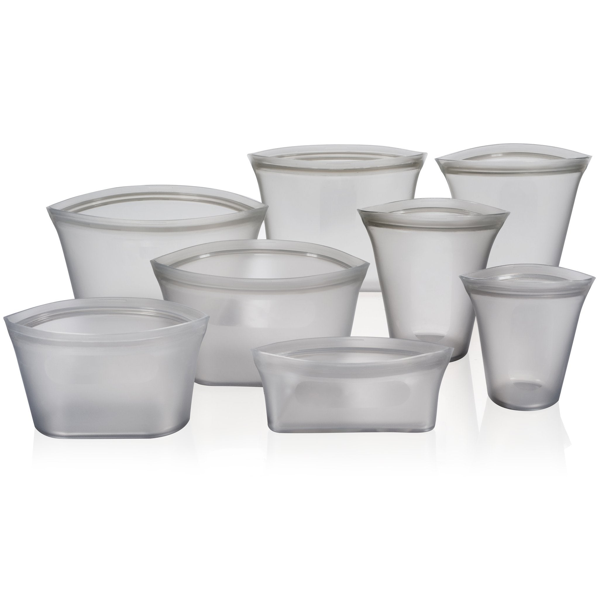 Reusable Storage Containers-Completely Plastic
