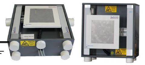 Motion Unit (XY Table) for electrospinning in horizontal and vertical position
