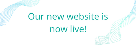 our new website is now online